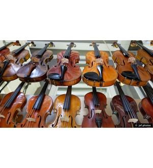 Collection de violons